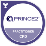 Image of Prince2 Practitioner Digital Badge